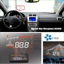 2019 <b>Liislee Car Projector Screen</b> For Peugeot 406 407 2D Coupe ...