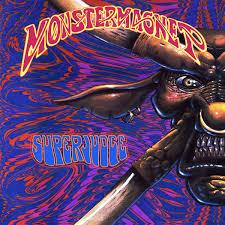 <b>Monster Magnet</b>: <b>Superjudge</b>. Norman Records UK