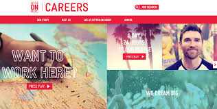 seriously cool career sites to get inspiration from the social cottonon