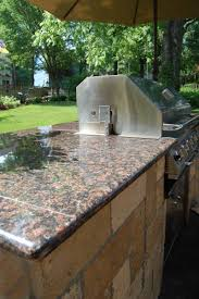 Granite Tile Kitchen Articles And Tips Granite Tile Countertop For Kitchen