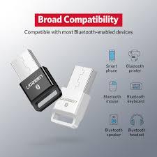 Ugreen USB <b>Bluetooth</b> 4.0 APTX <b>Adapter for PC</b> Wireless <b>Bluetooth</b> ...