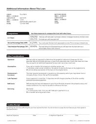 loan estimate disclaimers lavender lawblog loan estimate page 3