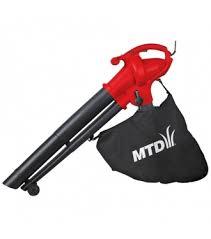 <b>MTD</b> BV 2500 E воздуходувка (садовый пылесос) электрическая