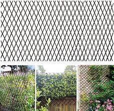 GLANT Lattice Fence Willow Expandable Plant ... - Amazon.com