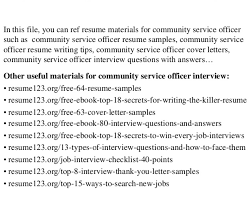 isabellelancrayus wonderful ideas about resume templates on isabellelancrayus exciting top community service officer resume samples awesome top community service officer resume samples