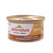 Купить <b>Almo Nature Daily</b> Menu Turkey&Duck <b>Консервы</b> нежный ...