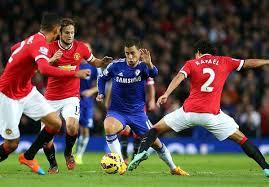 Hasil gambar untuk Ini Dia Hasil Big Match Chelsea vs MU