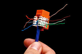 wire your home for ethernet pcworld keystone jacks come in various specifications the one shown here is a cat 5e keystone jack you can pay more for in wall rated cables