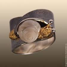 Купить <b>Серебряное кольцо</b> Не спеша - серебро 925 пробы ...