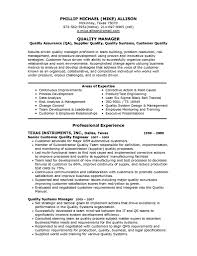 quality assurance resume getessay biz quality assurance resume