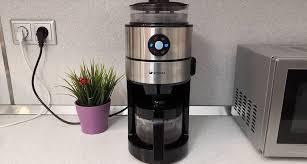 <b>Kitfort KT</b>-<b>716</b> — обзор бюджетной капельной кофемашины