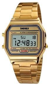 <b>Наручные часы</b> SKMEI 1123 (<b>gold</b>) — купить по выгодной цене на ...