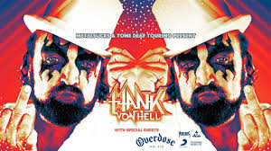 <b>Hank Von Hell</b> / Overdose / The Cheats / Bar Trash – Tickets – Grog ...