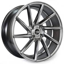 <b>PDW 1022 Left</b> alloy wheels. Photos and prices | TyresAddict