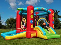 BeBop <b>Balloon</b> Bouncy <b>Castle</b> for Children with Ball Pit: Amazon.de ...