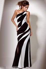 Luxurious Transparent Beading <b>One</b>-<b>shoulder</b> Evening Dresses ...