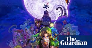 The <b>Legend</b> of Zelda: Majora's Mask at 20 – still eerie and profound ...
