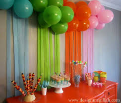birthday party ideas home  simple birthday party ideas at home