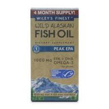 Wiley's Finest <b>Wild Alaskan Fish Oil</b> | Pharmaca