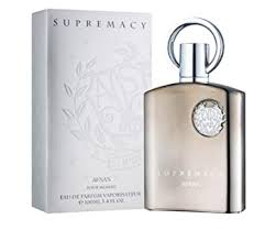 <b>Afnan Supremacy</b> Silver by EAU De Parfum Spray 3.4 oz / 100 ml ...