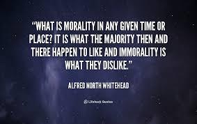 Moral Quotes About Life. QuotesGram via Relatably.com