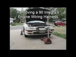 1990 integra remove engine wiring harness 1990 integra remove engine wiring harness