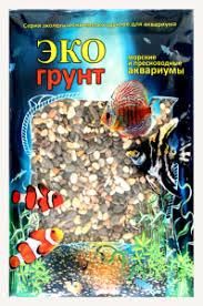 <b>Эко</b> Грунт <b>Галька Реликтовая</b> №3 (6-10 мм) 3.5 кг купить в ...