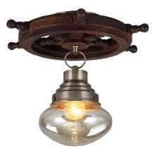 Потолочные <b>светильники</b> стиль: Морской — купить в интернет ...