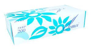 """<b>Салфетки бумажные</b> Ellemoi """"<b>Kami Shodji</b>"""", двухслойные, 200 штук"""