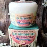 <b>Крем</b>-<b>пилинг</b> Elizavecca Whitening Time Secret Peeling Cream ...