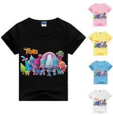 (Sponsored)eBay - <b>Trolls</b> Character Group Graphic <b>BOYS T</b>-Shirt ...