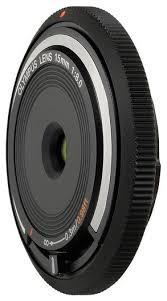 <b>Объектив Olympus</b> 15mm f/8.0 <b>Body Cap Lens</b> — купить по ...