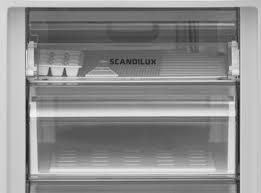 <b>Встраиваемый двухкамерный холодильник Scandilux</b> CSBI 249 M ...