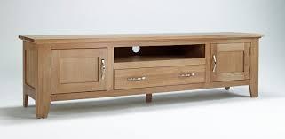 Light Oak Living Room Furniture Sherwood Oak Large Tv Unit Tvs Tv Units And Large Tv Unit