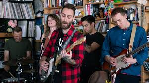 Video: Watch <b>American Football</b> Perform At The Tiny Desk : NPR