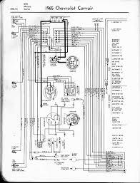 57 65 chevy wiring diagrams 1965 corvair 500 monza corsa left