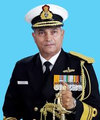 DG Indian Coast Guard Vice Admiral AG Thapliyal