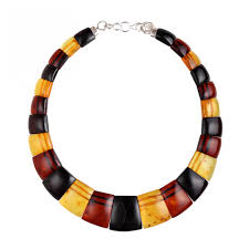 Amber Necklace <b>Modern Cleopatra</b>