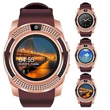 V8 Sports Smartwatch Bluetooth with Camera ... - Amazon.com