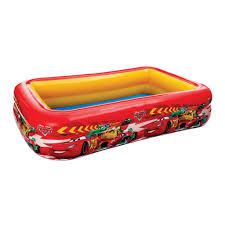 Надувной <b>бассейн Intex Тачки</b> 57478 купить в интернет-магазине ...