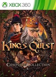 King's Quest RGH Xbox 360 Episodios 1-4 Mega