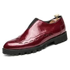 AILADUN Men Shoes Red EU 43 Formal Shoes Sale, Price & Reviews