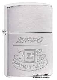 ROZETKA | <b>Зажигалка Zippo</b> American <b>Classic</b> (274335). Цена ...