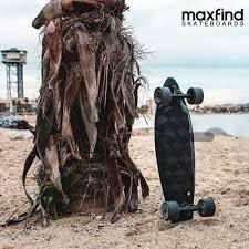 Maxfind Four Wheel Electric Skateboard MAX2, 1000W*2 <b>Dual</b> ...