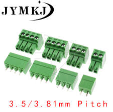 10SETS <b>KF2EDG</b> / <b>15EDG</b> 3.81 2/3/4/5/6/7/8/10 pin Pluggable ...