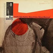 <b>Don Cherry</b> - <b>Complete</b> Communion [LP] - Amazon.com Music