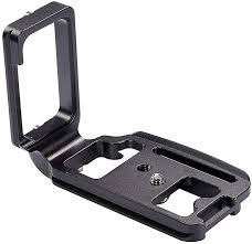 L-Shape <b>Quick Release Plate</b> for Nikon <b>D800</b>/<b>D800E</b>/D810 Camera ...
