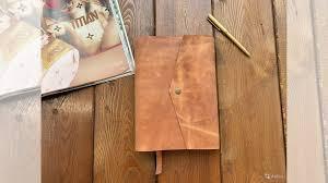 <b>Кожаный недатированный ежедневник</b> А5 на кольцах с купить в ...