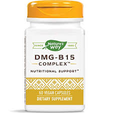 ENZ Therapy <b>Dmg</b>-<b>B15 Complex 60</b> Veg Caps - Buy Online in ...