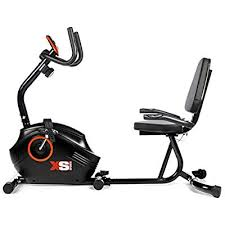 <b>Recumbent Exercise Bike</b> Fitness <b>Stationary Bicycle</b> Cardio Workout ...